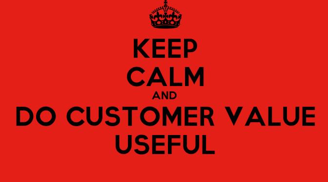 ¿Para qué sirve la segmentación por valor de los clientes?