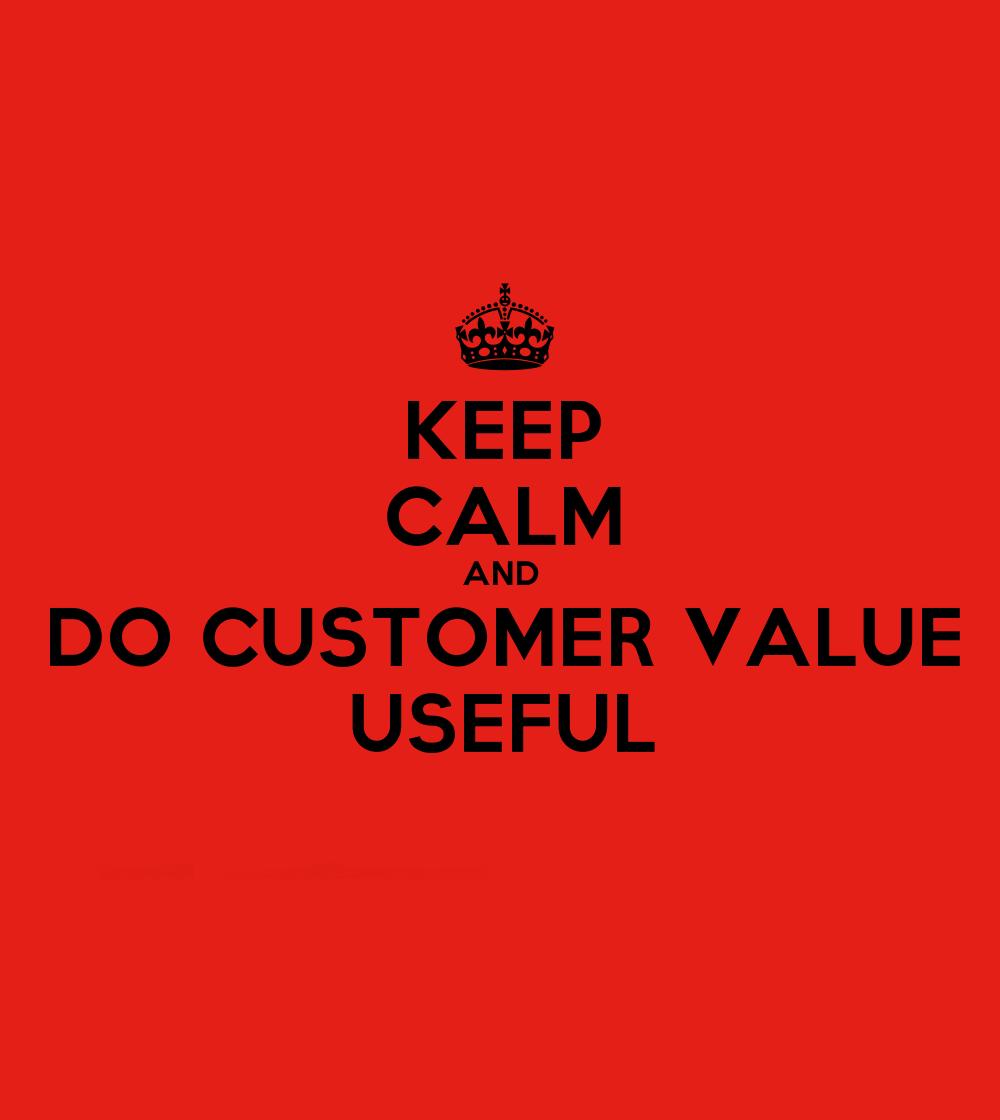 Para qué sirve la segmentación por valor de los clientes